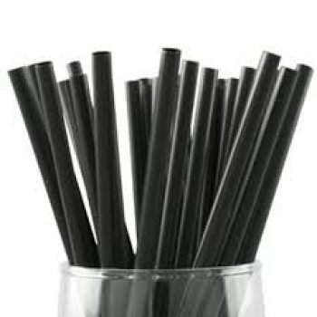 Recycled paper straws (High Quality Upcycled Papers - pack of 100)