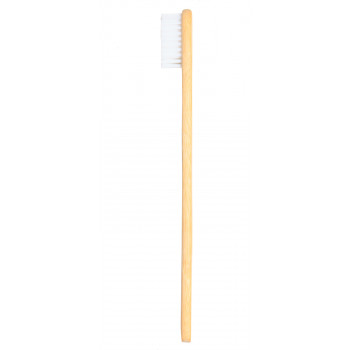 Bamboo Toothbrush- White