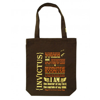 Sustainable Tote Bag (Brown)
