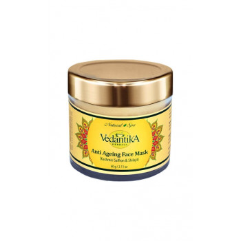 Anti-ageing Mask (with saffron and Shilajit) 60 gms