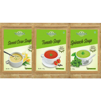 Healthy Mixed Soup ( Tri Pack)