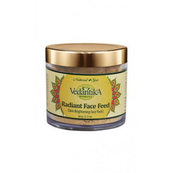 Natural Radiant Face feed (60 gms)