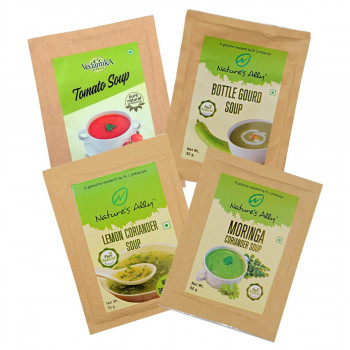 Slimming soups_Pack of 4