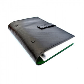Note Book (Tube Note - Green)
